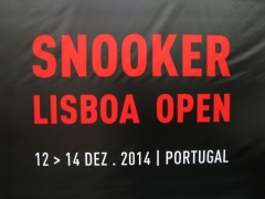 I SNOOKER LISBOA OPEN