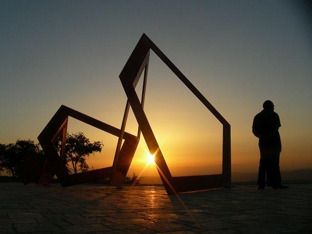 Thierry Ferreira com exposição na Palestina 1