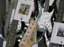 Leilão de Guitarras