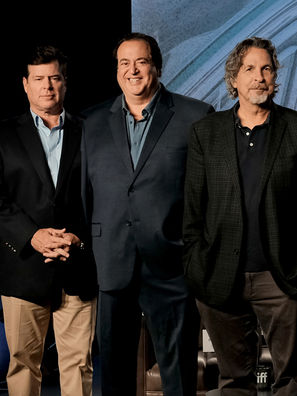 Nick Vallelonga, Brian Currie, Peter Farrelly